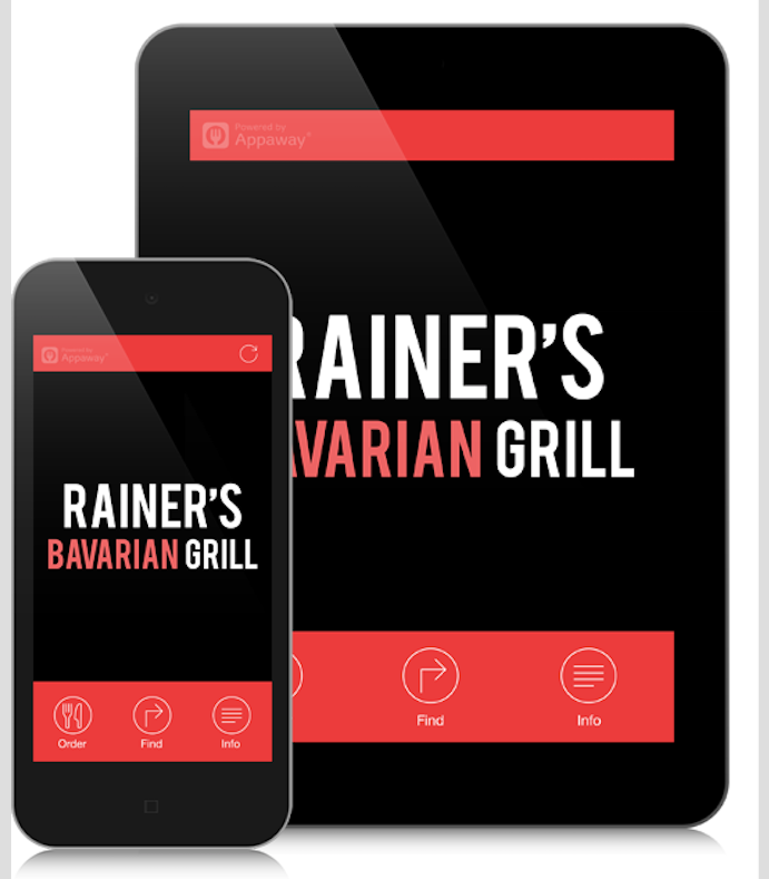 Rainer's Bavarian Grill Delivery Services