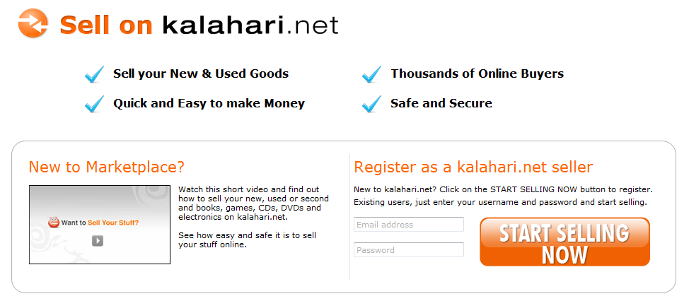 Kalahari Marketplace