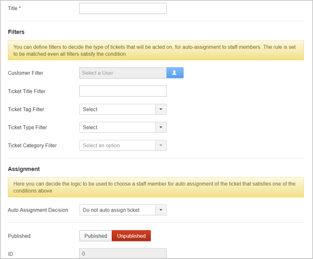 jvhd-add-new-assignment-rule New Exciting Features in JV-HelpDesk 2.1