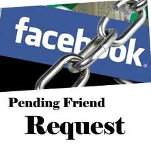 How to delete pending friend requests in Facebook