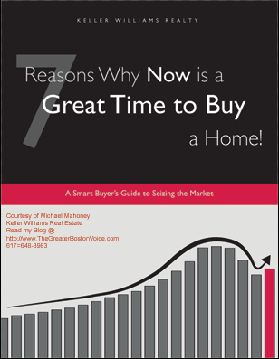 7 Great Reasons to Buy Home Now
