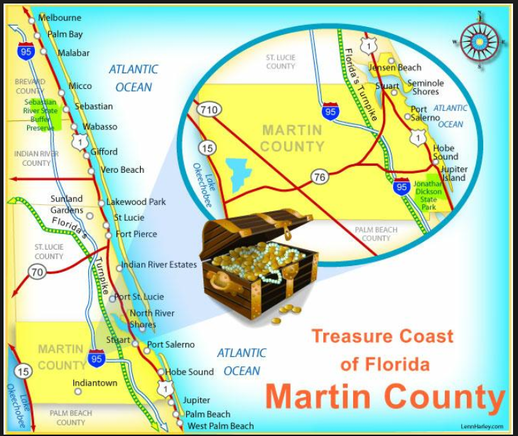 Martin County Homes for Sale