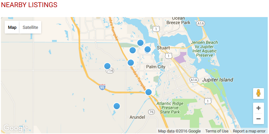 Palm City Homes for Sale | Palm City Real Estate