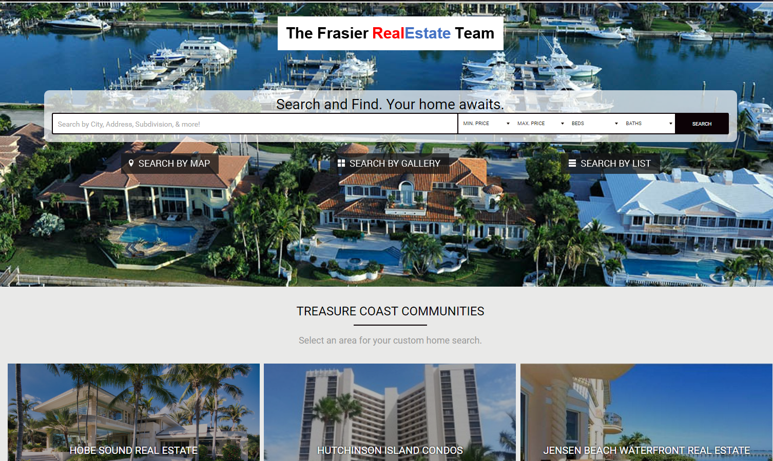 Treasure Coast Homes for Sale