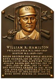 William Hamilton HoF