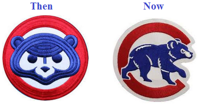 chicago cubs sleeve patches