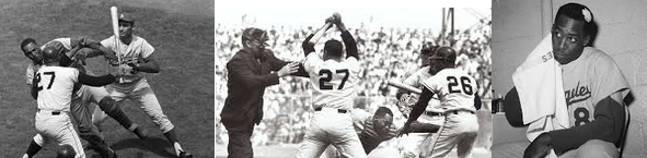 Marichal and Roseboro