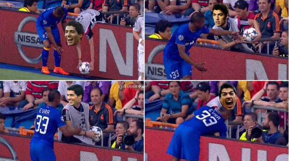 Phantom Suarez