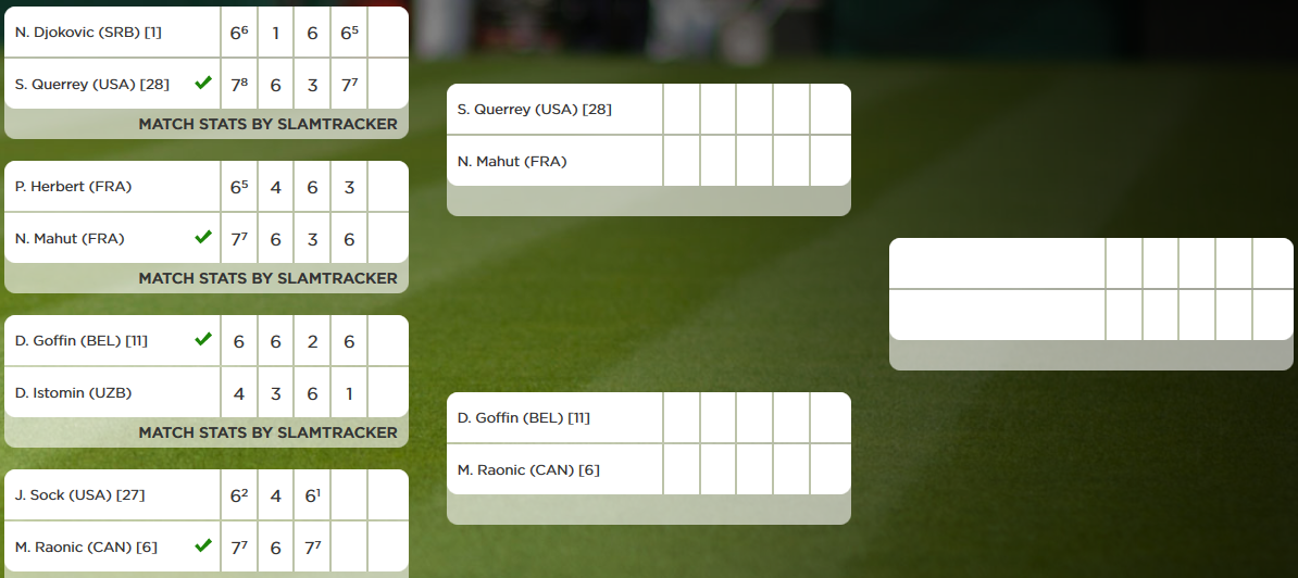 Querry bracket