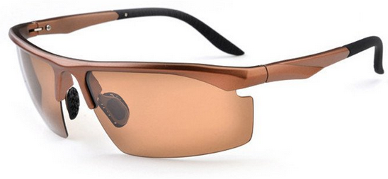 fashionable polarized sunglasses