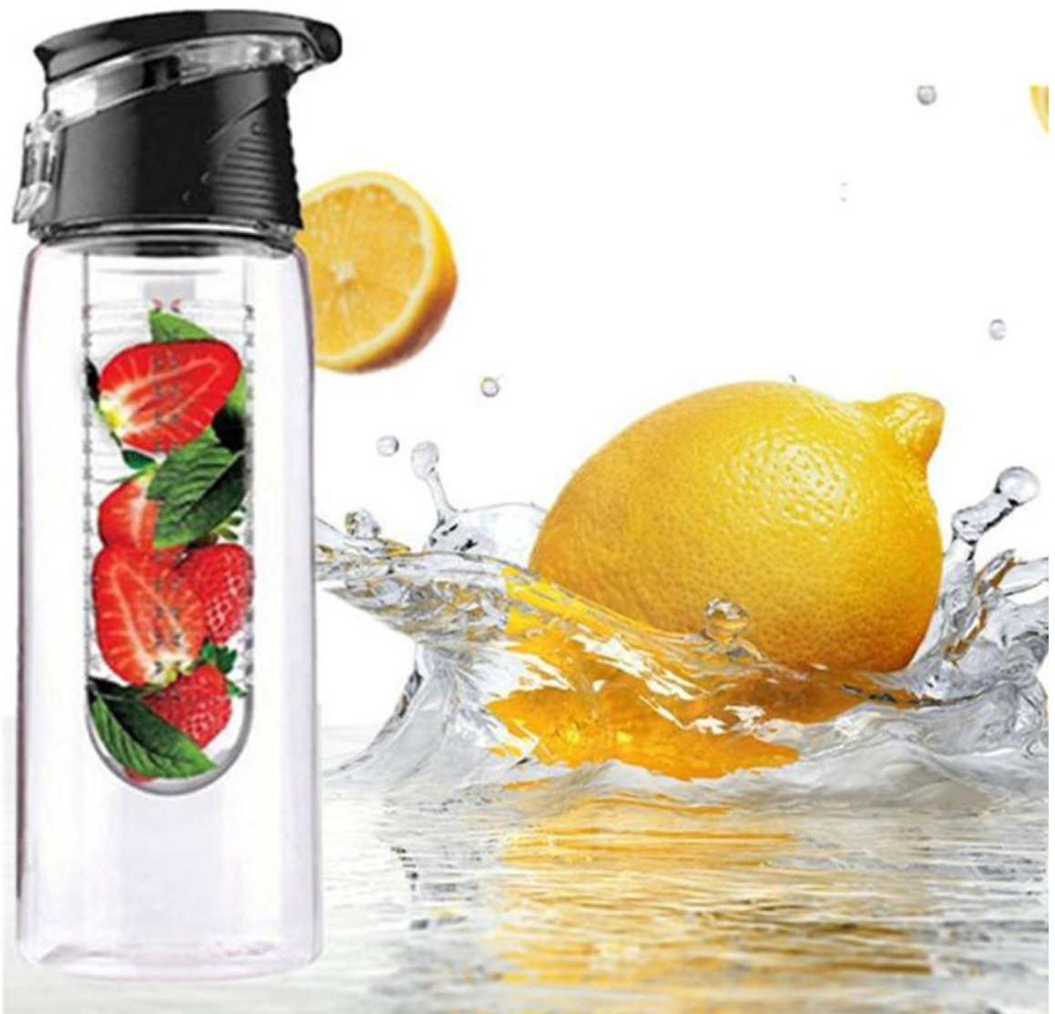 eco-friendly water bottle flip lid