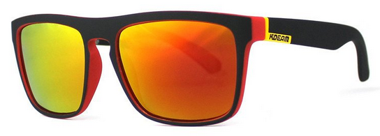 mirror polarized surfing sunglasses
