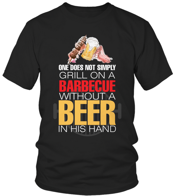 One doesn't simply ... t-shirt