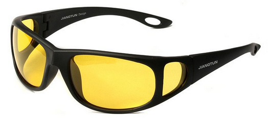polarized sunglasses with side view