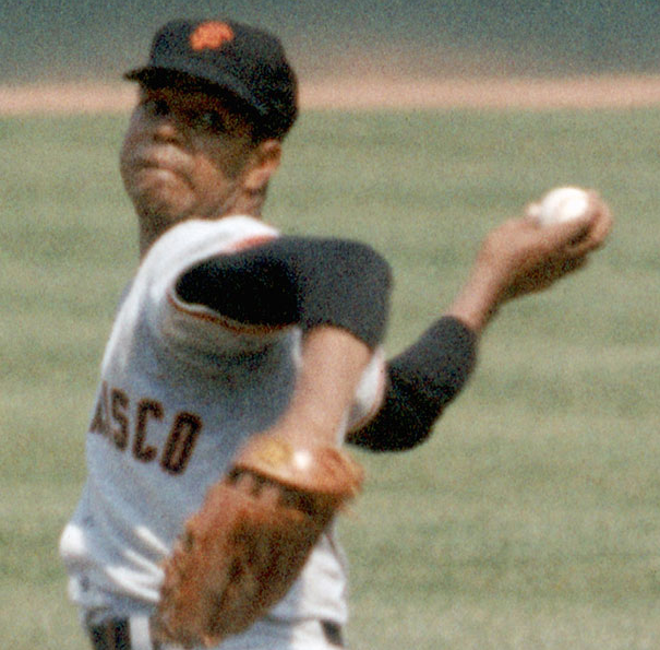 Unfortunately there's only one Juan Marichal to around