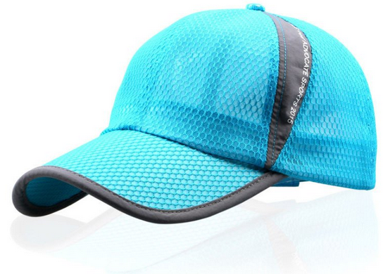 summertime breathable baseball cap