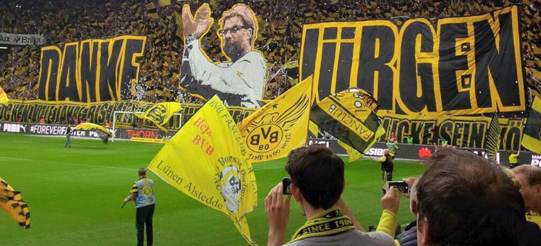 Klopp tribute
