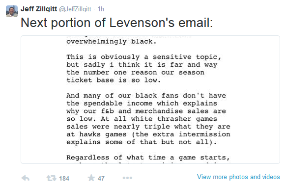 Levenson email 3