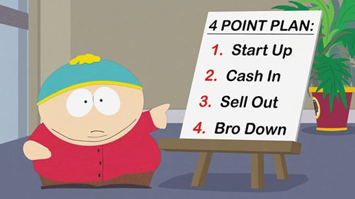 Cartman four point plan