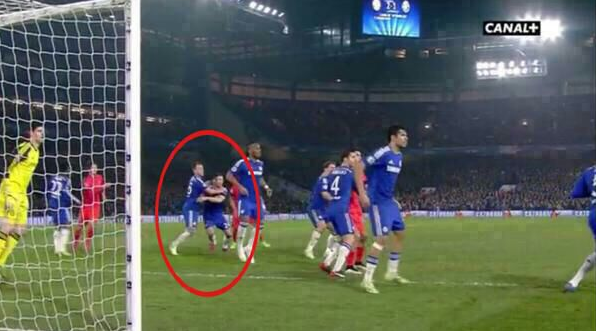 Terry and Cahill confusion