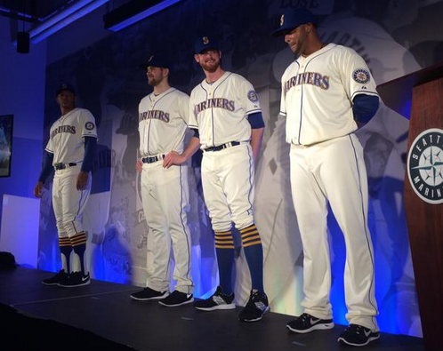 Seattle Mariners alternate uniforms