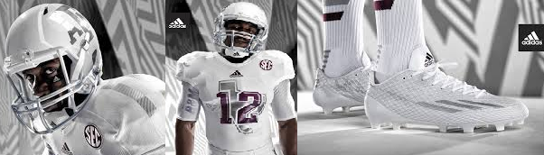 Texas A-M uniforms