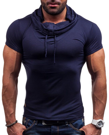 fashion men's compression shirt