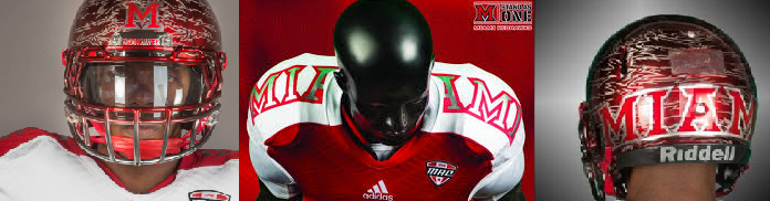 Miami of Ohio unis