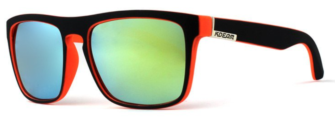 mirrored polarized surfing shades