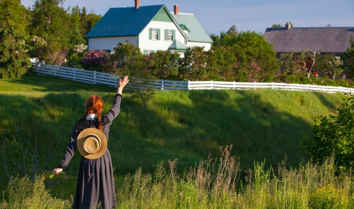 To Anne of Green Gables' Prince Edward Island