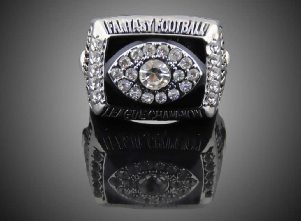 fantasy football ring