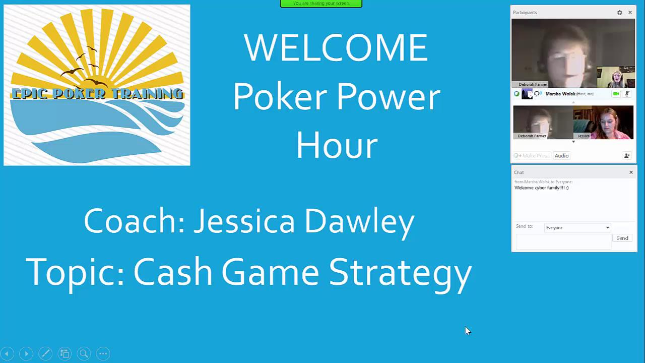 Cash Game Strategy 101 - Part 6