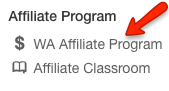 Tab To Get Affiliate Link