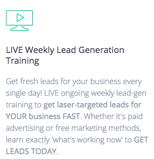 Weekly Live training for MLSP - My Lead System Pro