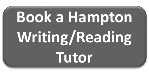 Book a Hampton Writing/Reading Tutor