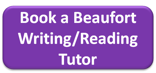 Book a Beaufort Writing/Reading or Computer Tutor