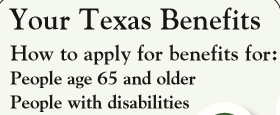 Texas Age 65+ Medicaid Paper Application
