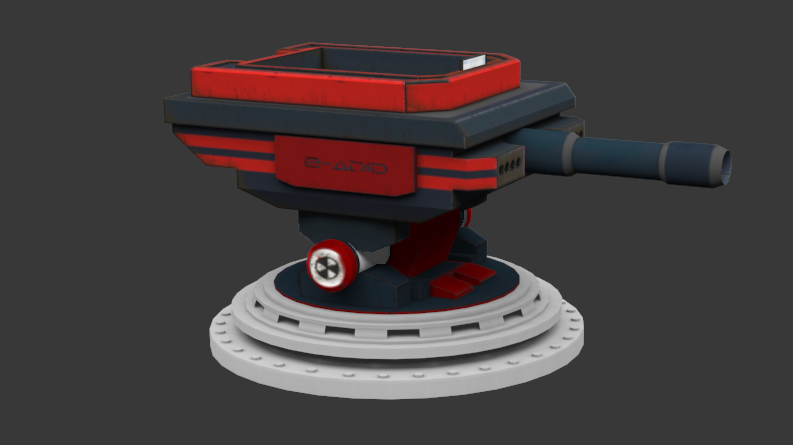 WIP turret