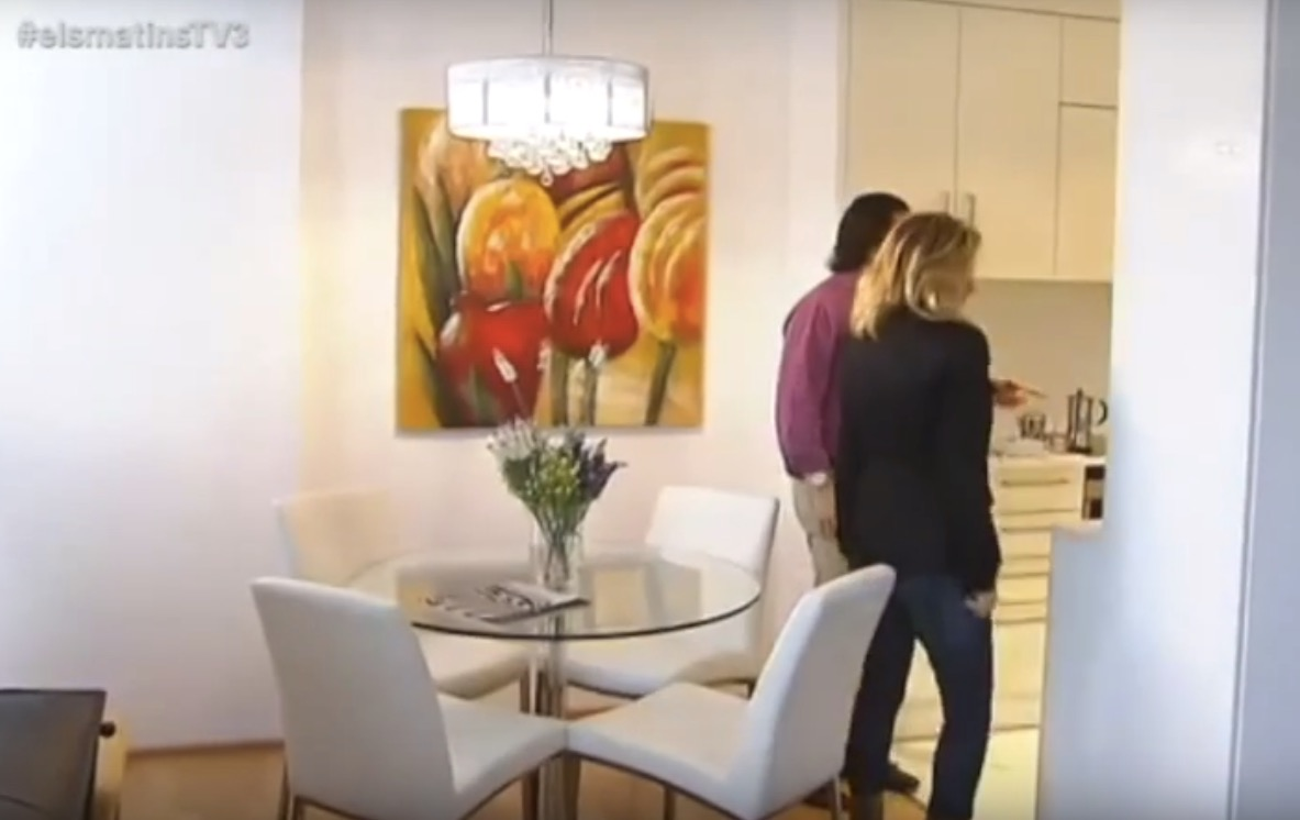 bizFlats on TV3 in the Livingstone apartment