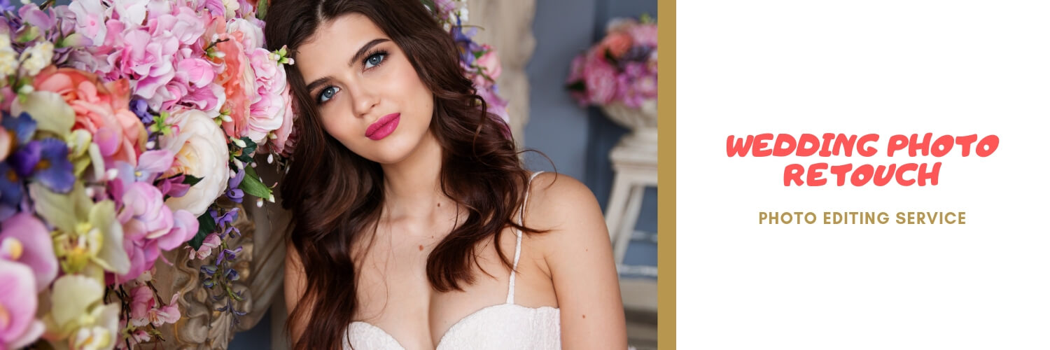 wedding photo retouching services