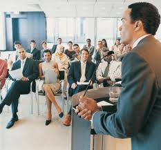 Learning Public Speaking for Success A key requirement