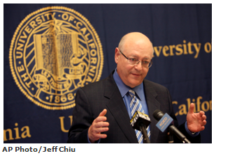 University of California Regent speaks about state budget cuts