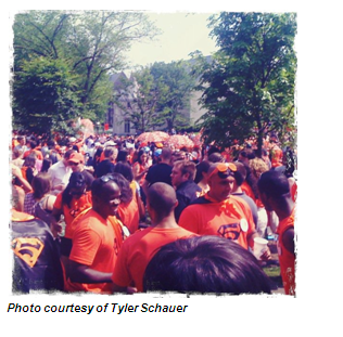 Job search: networking at Princeton University reunions