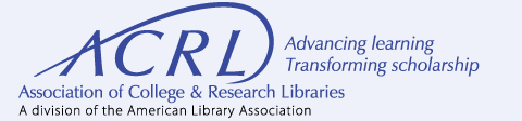 Association of College and Research Libraries logo