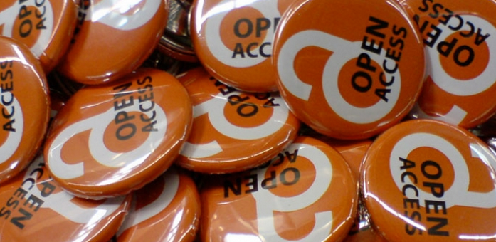 multiple open access badges