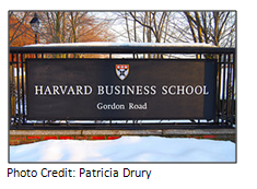 Harvard business school friends admissions consultants