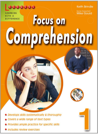 Focus on comprehension 1, Learners, Keith Brindle, Mike Gould