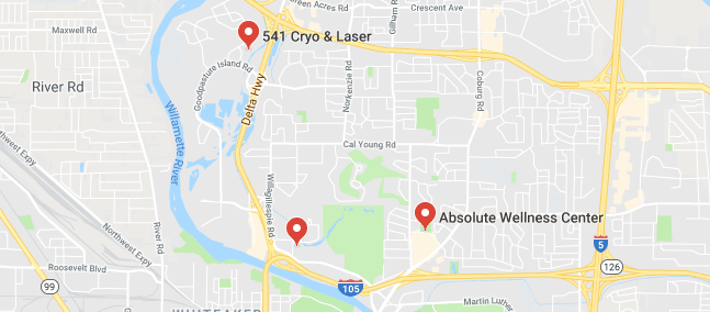 Top Cryotherapy in Eugene