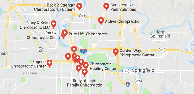 chiropractors and clinics in Eugene you can visit.