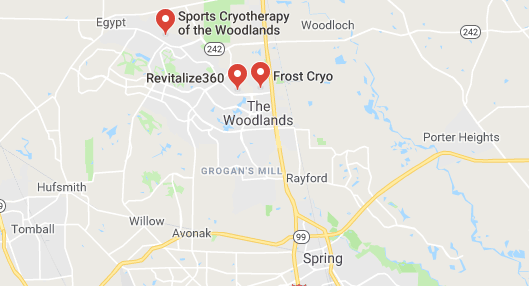 Top Cryotherapy in Spring Texas